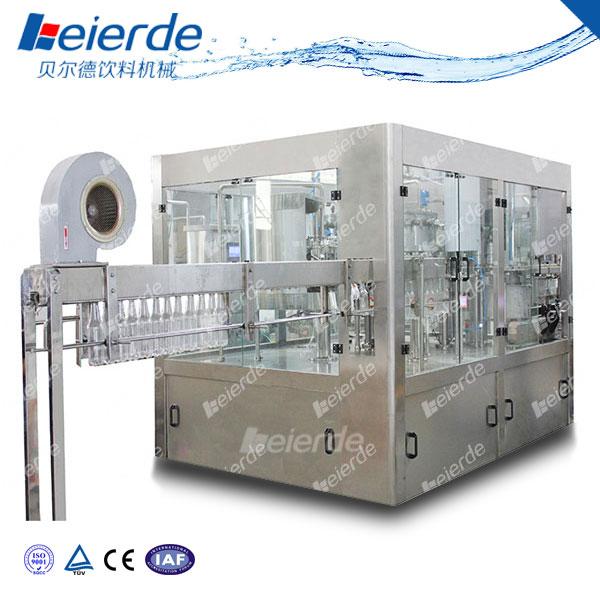 全自动碳酸饮料灌装生产线